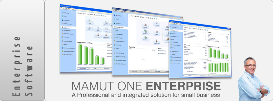 Enterprise Software Mamut